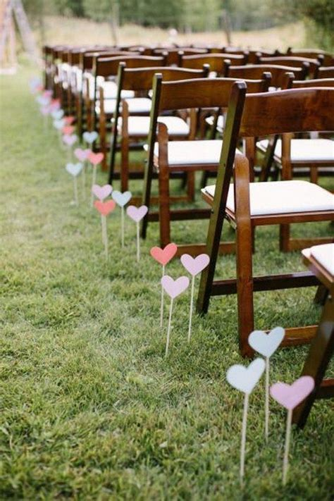 Wedding Aisle Outdoor by 25 Best Ideas About Wedding Aisles On Outdoor