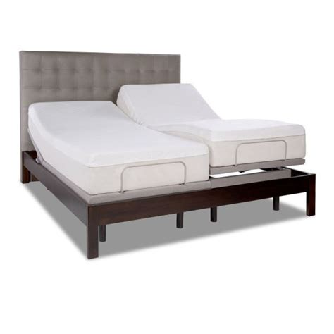 bed frames for tempurpedic beds tempur ergo plus adjustable base s mattress