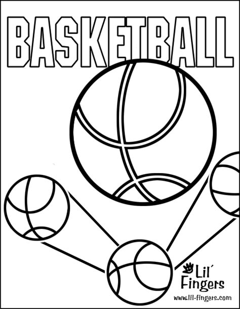 basketball coloring pages free printable pictures