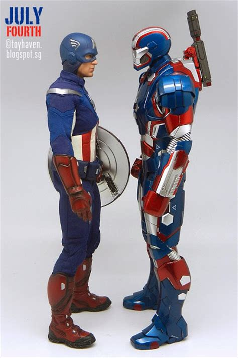 Mds Provent Avenger Iron toyhaven happy independence day to my american friends from toys 1 6 die cast iron patriot
