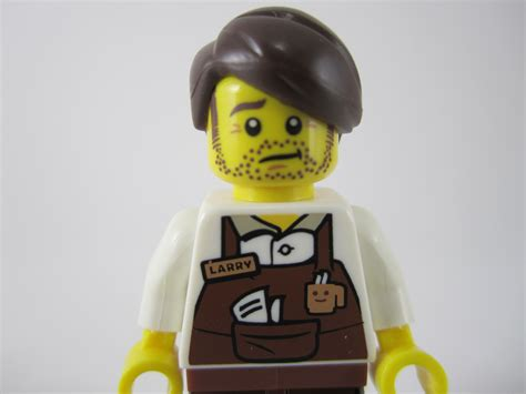 Lego Minifigures The Lego Larry The Barista review the lego minifigures part 2