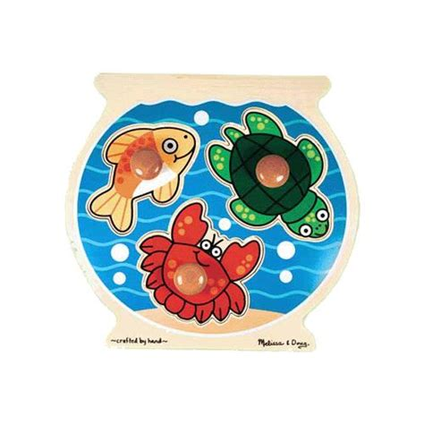 And Doug Jumbo Knob Puzzle by Doug Wooden Fishbowl Jumbo Knob Puzzle Puzzles