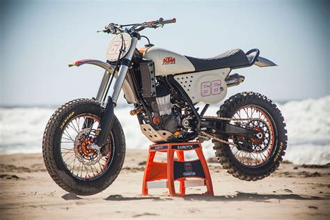 Roland Sands Ktm Rsd Caselli Motorcycle Parts And Gear