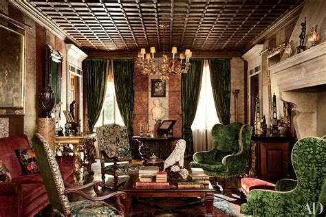 century home decor 15 romantic rooms in italian homes from the ad archives