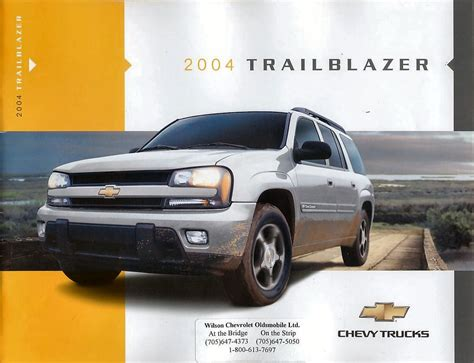 service manual where to buy car manuals 2004 chevrolet trailblazer electronic throttle control