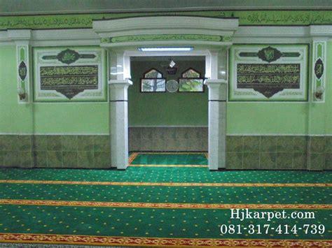 Karpet Meteran Termurah karpet masjid di brebes termurah hjkarpet karpet masjid