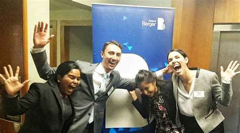 Roland Berger Mba Internship by Winners Of The Roland Berger Competition Iese Mba
