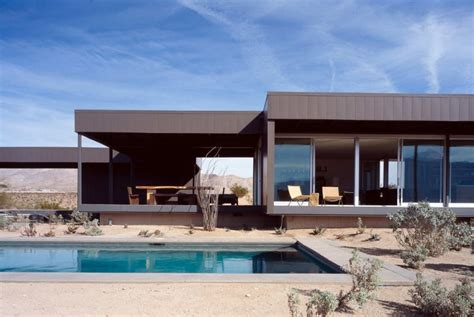 desert house design by marmol radziner architecture