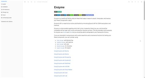 airbnb enzyme javascript testing frameworks the best to test js code