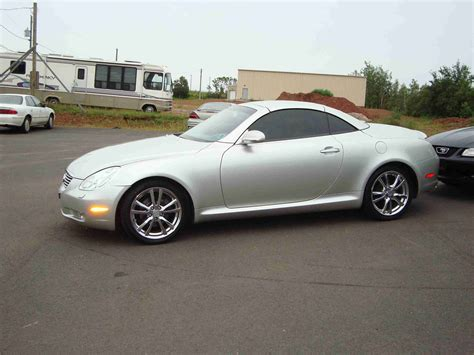 convertible lexus 2003 lexus sc 430 convertible colors