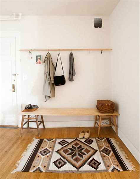 diy entryway 20 interesting diy entryway benches ideas