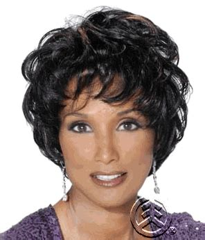 Beverly Johnson Handmade Wigs - beverly johnson made strecht wig jai
