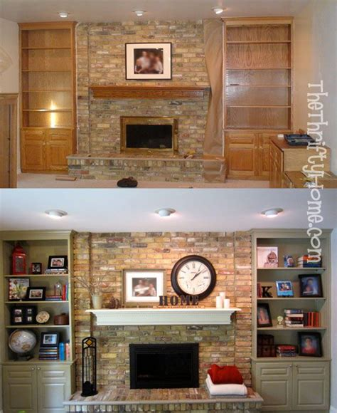 68 best mantels and built ins images on best 25 painted built ins ideas on living