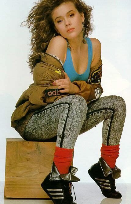 hot ladies of the 80s 52 best images about 80s alyssa milano on pinterest tony