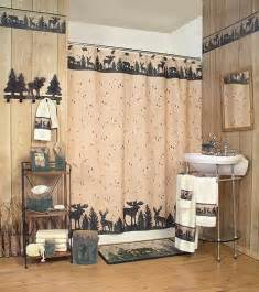 big country moose shower curtains bath rachael edwards