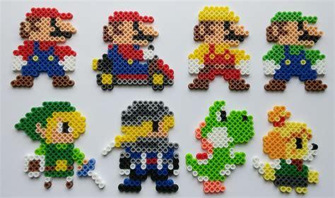 perler bead maker mario maker costumes perler by kamikazekeeg