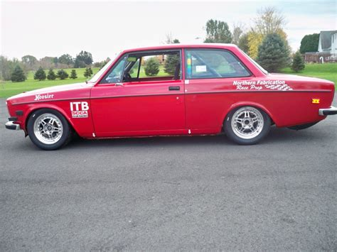 volvo race car 1972 volvo 142e race car scca itb