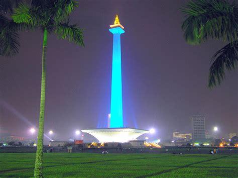 blogger jakarta monument of national monas blogger indonesia