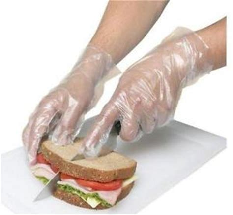 Should Food Servers Wear Gloves by Food Gloves Ebay