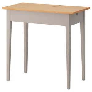 Ikea Gray Desk Norr 197 Sen Laptop Table Grey 79x74 Cm Ikea
