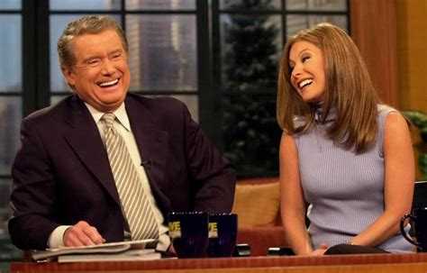 regis philbin and kelly ripa have not spoken in over three kelly ripa reveals 1 major difference between regis