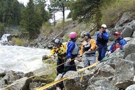 troubled waters montana rescue montana water rescue course class adventures with