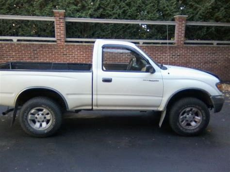 1997 Toyota Tacoma Recall Buy Used 1997 Toyota Tacoma Dlx Standard Cab 2 Door