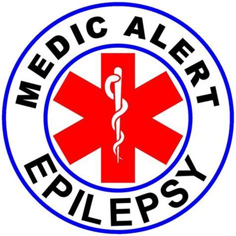 how to a seizure alert circle alert medic alert epilepsy temp alert id