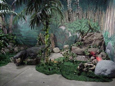 jungle themed home decor tropical and jungle theme event rentals display