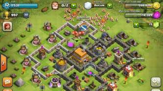 layout level 6 town hall clash of clans builder best town hall 6 layouts heavy
