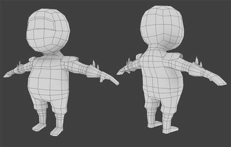 blender 3d tutorial character modeling creating a low poly ninja game character using blender part 1