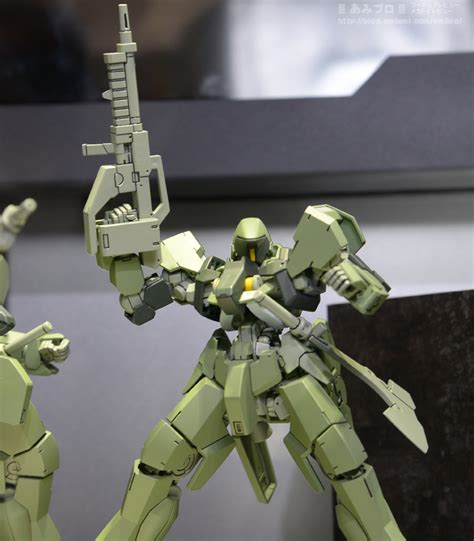 Gashapon Gundam Iron Blooded Orphans Dokodemo 0475418 hg 1 144 graze on display big size images preview other related gunpla info release gunjap