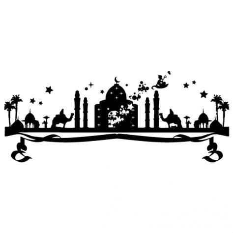 Arabian Home Decor by Sticker Mille Et Une Nuit