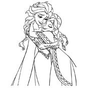 frozen coloring pages high quality coloring page frozen olaf disney 6751