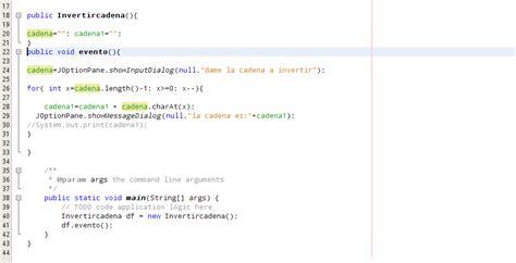 invertir cadenas java un ingeniero en libertad invertir una cadena de texto en