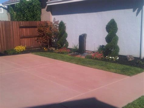 Slab Patio Makeover by Total Landscape Concepts Project Gallery Exle Projects