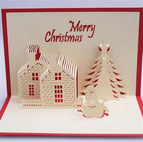 Handmade Pop Up Cards For Birthday - 3d luxury handmade greeting cards 3d stereo