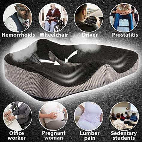 cuscino per osso sacro cuscino per sedile memoria di forma