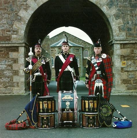Pipa Ac 3 8 X 5 8 Royal Scots Scottish History And Regiments
