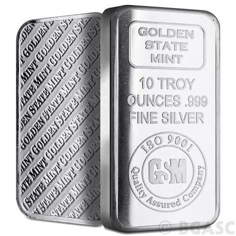 10 Oz Silver Bar Worth - silver value 10 oz of silver value