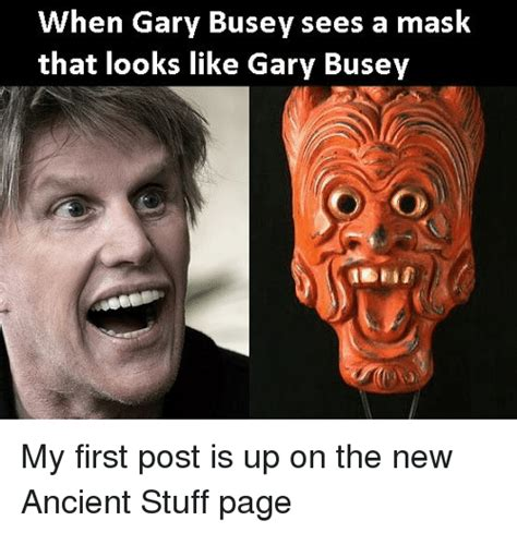 Gary Busey Meme - funny gary busey memes of 2017 on sizzle apple