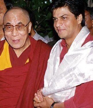 film hindi lama dalai lama and shahrukh khan on pinterest
