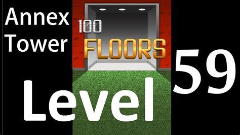 100 floors 59 walkthrough 100 floors level 59 annex tower solution walkthrough