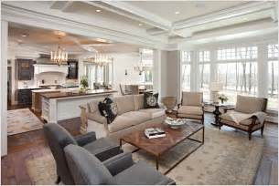 open floor plan kitchen dining living room kitchen design living room traditional minneapolis area