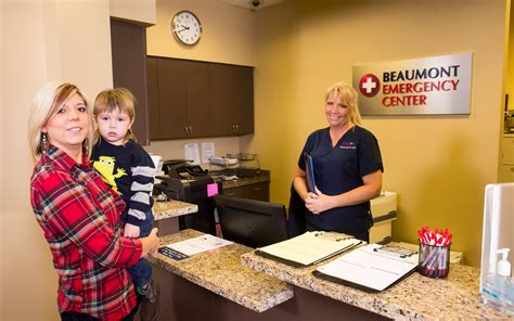 beaumont emergency room about us beaumont emergency center