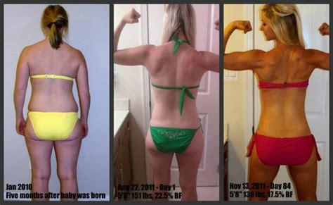 jamie eason 12 week trainer results jamie eason livefit 12 week results