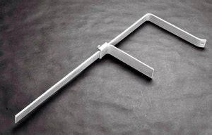 xmas light brackets hanging accessories parapet hanging bracket