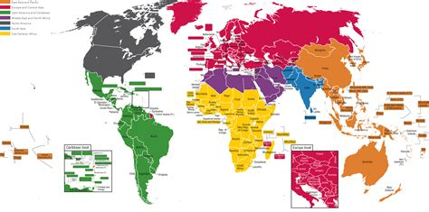 world bank where is it located world bank regions map timekeeperwatches