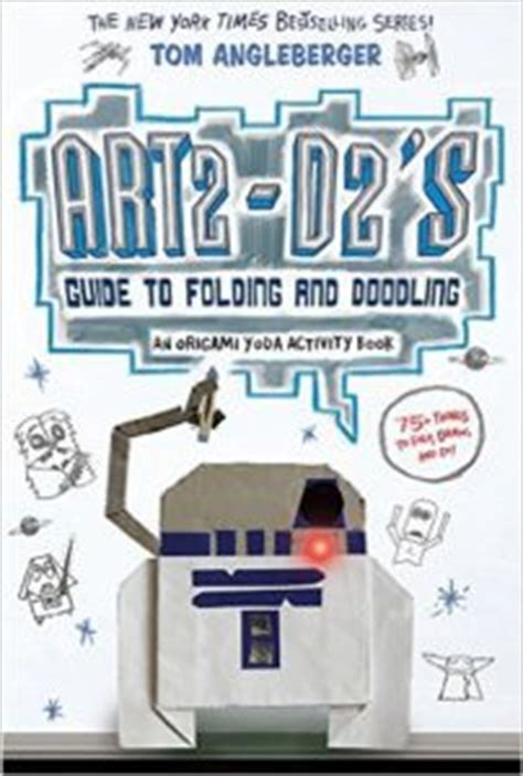 Origami R2d2 Book - wars books the ultimate list the childrens book review