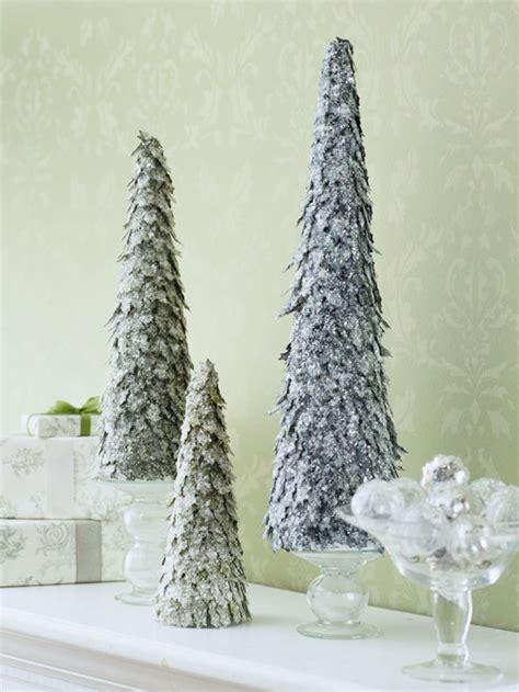 desktop twinkling tree decoration twinkling trees a do it yourself tabletop idea
